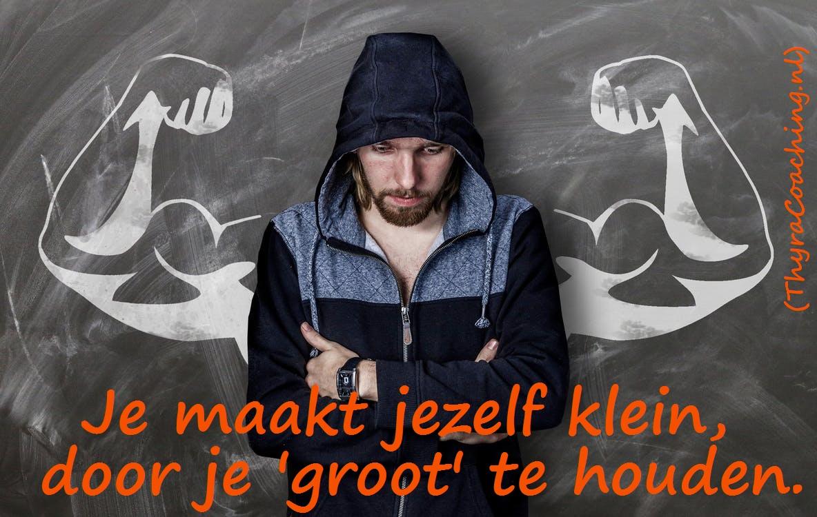 Jezelf Groot Houden Thyra Coaching